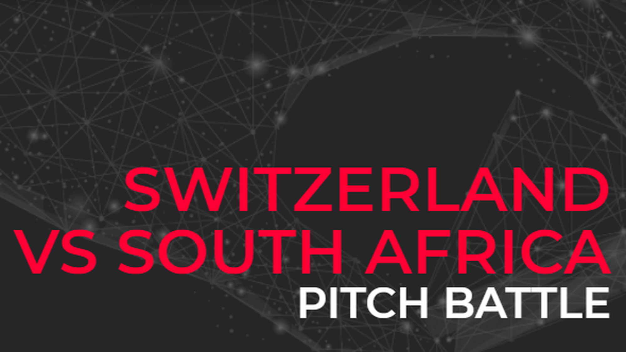 Swiss South African Pitch Battle at the 2020 South African Innovation Summit
